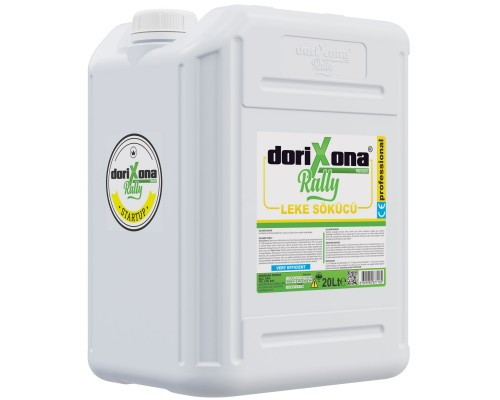 Dorixona Startup Halı Leke Sökücü 20 LT